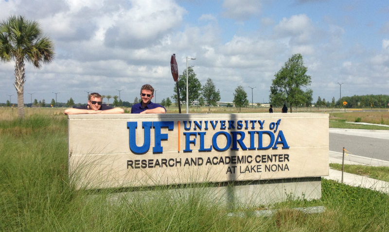 Niklas Losse - University of Florida