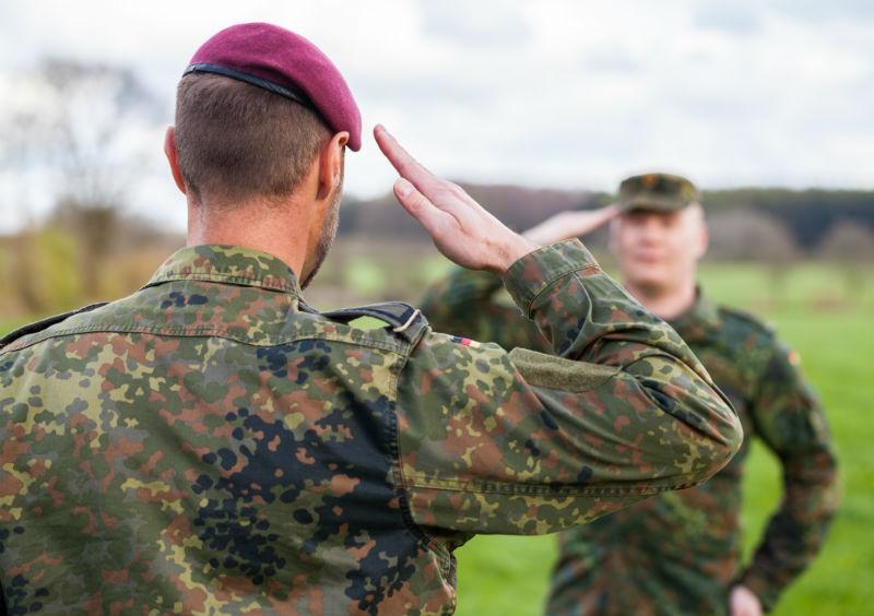 studieren beim bund - Bundeswehr Online Bewerbung